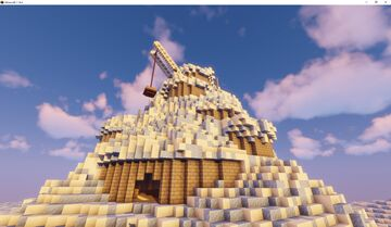 Punk Hazard From One Piece Minecraft Map & Project