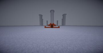 SCP-2317 Minecraft Map & Project