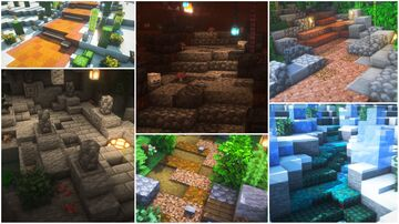 6 Path Ideas and Designs in Minecraft Minecraft Map & Project