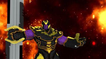 Thanos Minecraft Map & Project