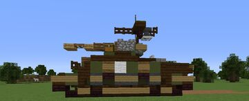 M4 Sherman Minecraft Map & Project