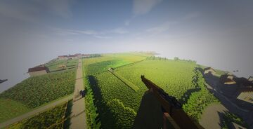 The Battle of Authie (1944) Minecraft Map & Project