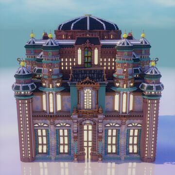 Angel's Threasure Minecraft Map & Project