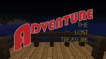 ADVENTURE: The Lost Treasure Minecraft Map & Project