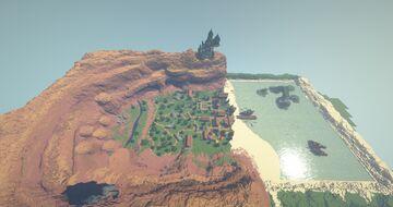 『Project Joestar★』Winds Knight Lot - JoJo Build Minecraft Map & Project