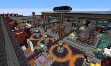 Mistah J - Arcadia - Dwarven Forge Minecraft Map & Project