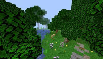 Secret Serwer Minecraft Map & Project