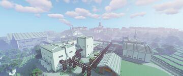 Black Diamond Mining Company Minecraft Map & Project