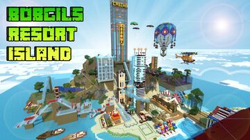 Bobgil's Resort Island Minecraft Map & Project