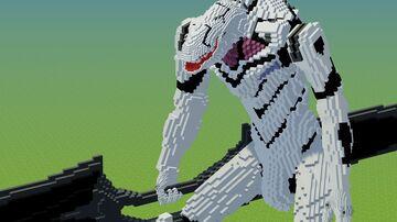EVA-05〜13 MASS PRODUCTION MODEL Minecraft Map & Project