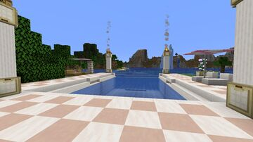 Infinity Pool Tutorial Preview Minecraft Map & Project