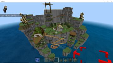 Dragon's Edge - Dreamworks Dragons: Race To The Edge Minecraft Map & Project