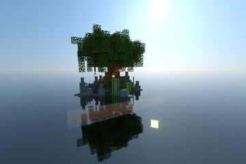 One chunk one build Minecraft Map & Project