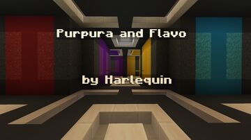 Purpura and Flavo Minecraft Map & Project