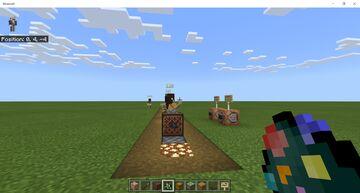 How to use NPCs BEDROCK/MCPE Minecraft Map & Project