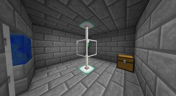 Take the Diamond! Minecraft Map & Project
