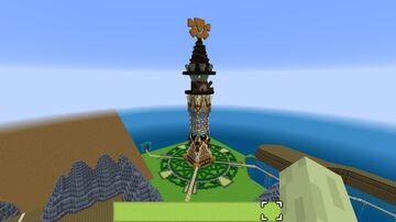 Legend of Zelda: Spirit Tracks Overworld Minecraft Map & Project