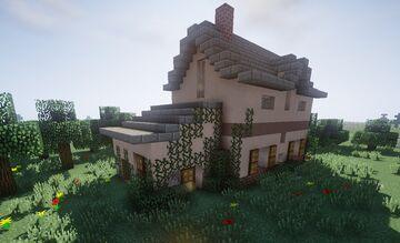 Maison de campagne Minecraft Map & Project