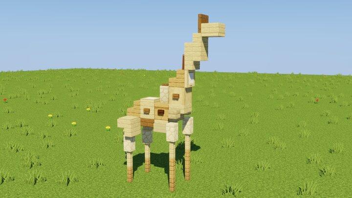 Popular Map : Giraffe
