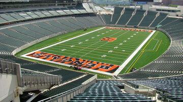 Paul Brown Stadium- Home of the Cincinnati Bengals (+Download) Minecraft Map & Project
