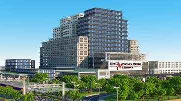UMCe Prinses Amalia Hospital - My fictional hospital! Minecraft Map & Project