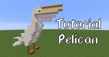 Pelican Minecraft Map & Project