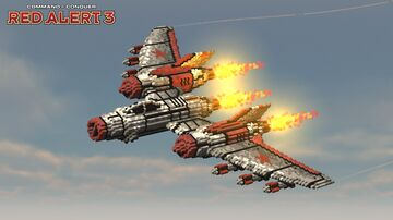 MiG fighter | C&C Red Alert 3 [1.12] Minecraft Map & Project