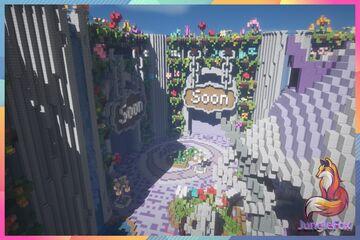 Flower Hub Minecraft Map & Project