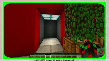 Minecraft bedrock edition Piston elevator Minecraft Map & Project