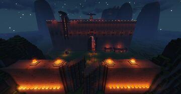 LoreCraft Minecraft Map & Project