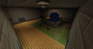 Minebunker (Apocalypse Bunker) Minecraft Map & Project