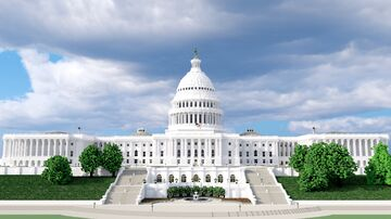 The United States Capitol | BPS Minecraft Map & Project