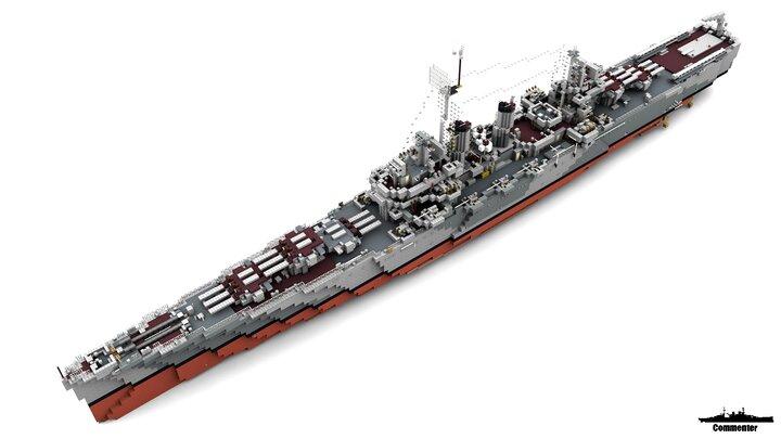 Phoenix Measure 32 Camouflage 1943