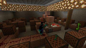 Noteblock liedje bij spawnen in faction home. Minecraft Map & Project