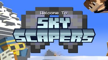 Sky Scapers Minecraft Map & Project