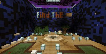 EXTREME FIND THE BUTTON Minecraft Map & Project