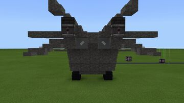 Quinjet [1.5:1] Minecraft Map & Project