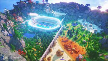 Pixelmon Arena World Minecraft Map & Project