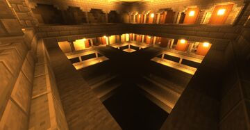 Wan Shi Tong's Library [Avatar the last Airbender] Minecraft Map & Project