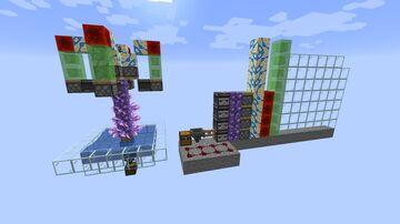 Automatic Amethyst Farm Minecraft Map & Project