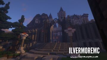 Ilvermorny Castle Minecraft Map & Project