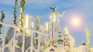 City of Atlantis Build [Download!] Minecraft Map & Project
