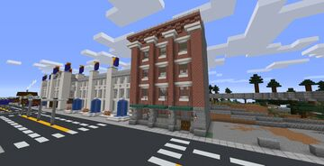 Brick City Building Minecraft Map & Project