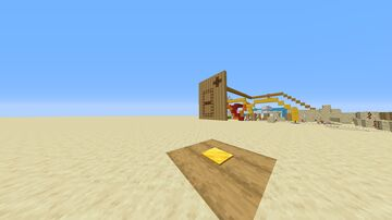 Weighing Machine Minecraft Map & Project