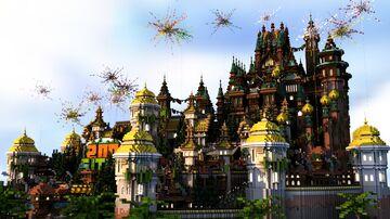 200 sub timelapse 12hour speedbuild Minecraft Map & Project