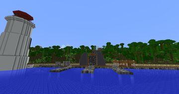 JurassiCraft Park Minecraft Map & Project