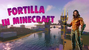 Fortnite - Fortilla Minecraft Map & Project