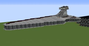 Venator-class Star Destroyer | Minecraft 1.12.2 [DOWNLOAD] Minecraft Map & Project