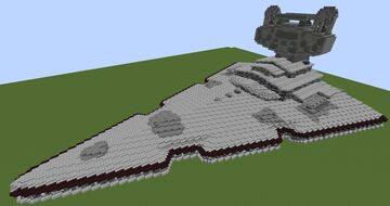 Xyston-class Star Destroyer | Minecraft 1.12.2 [DOWNLOAD] Minecraft Map & Project