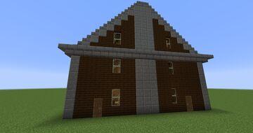 Small Quadplex Minecraft Map & Project